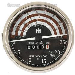 tractormeter ih b275 km/h, (06052864)
