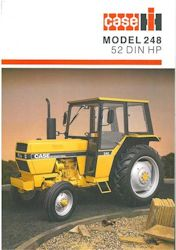 Online Catalogue | CASE / IH | International 248 Indusrial