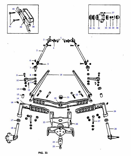 Ferguson Te20 Wiring Diagram - Wiring Diagram Local